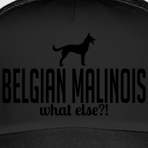 Belgian Malinois whatelse - Trucker Cap