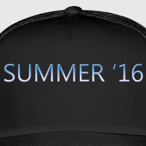 SUMMER 2016 CAP - Trucker Cap