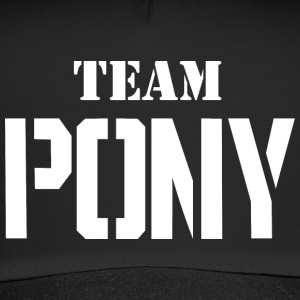 Team-Pony - Trucker Cap