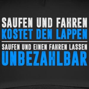 Saufen Party Bier - Trucker Cap