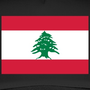 National Flag of Lebanon - Trucker Cap