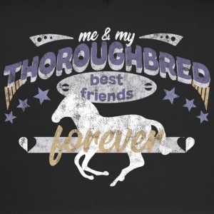 Thoroughbred Horse English thoroughbred horse - Trucker Cap