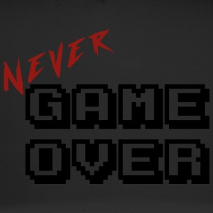 Never game over transparent - Trucker Cap