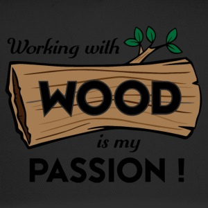 Passion-Design Wood - Trucker Cap
