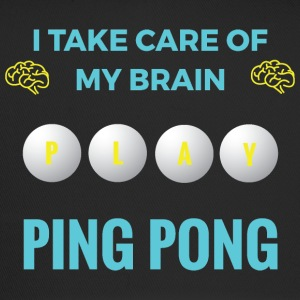 PING PONG - MY BRAIN - Trucker Cap