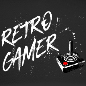 Retro gamer - gaming vintage retro joystick game - Trucker Cap