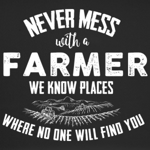 Farmer Never mess