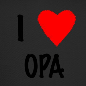 I Love OPA - Trucker Cap