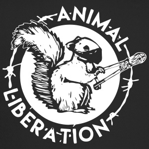 Squirrel Animal Liberation - Trucker Cap