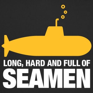 Long, Hard And Full Of Seamen! - Trucker Cap