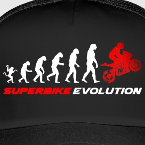 Superbike Evolution - Trucker Cap