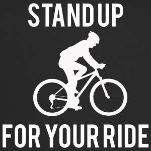 Stand up for your ride BIKE - Trucker Cap