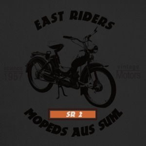 East Riders Mopeds from Suhl - Trucker Cap
