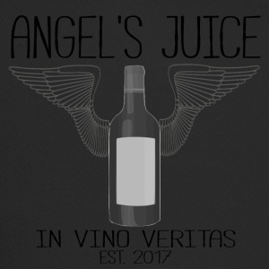 ANGEL S JUICE - in vino veritas - Trucker Cap