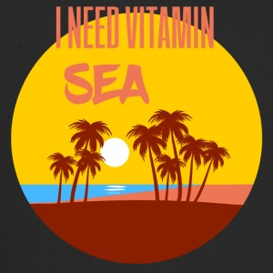 I need Vitamin Sea Urlaub T - Shirt HATRIK DESIGN - Trucker Cap
