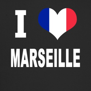 I Love MARSEILLE - Trucker Cap