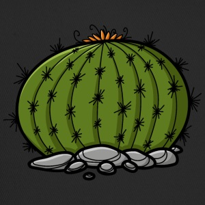Cute cartoon cactus - Trucker Cap
