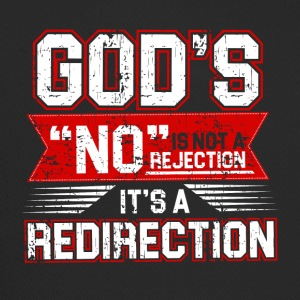 God´s REDIRECTION - Trucker Cap