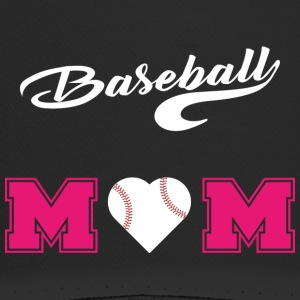 Baseball Mom3 - Trucker Cap