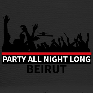 Party All Night Long Beirut - Trucker Cap