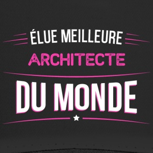 Architecte t shirt drole pour Architecte - Trucker Cap