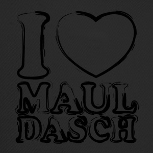I love Mauldasch - Streetlook - Trucker Cap