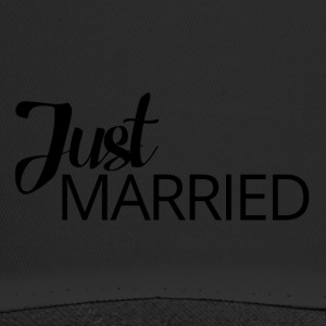 Hochzeit / Heirat: Just Married - Trucker Cap