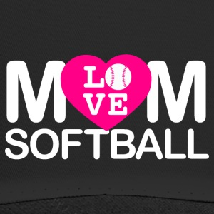 Mom love softball - Trucker Cap