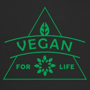 VEGAN FOR LIFE - Trucker Cap