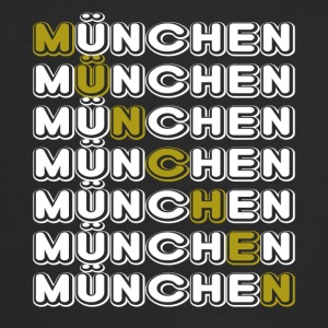 Munich Munich horizontal white - Trucker Cap