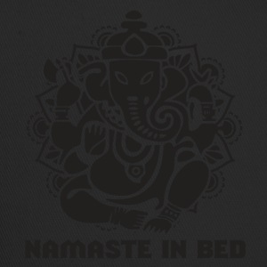 NAMASTE IN BED - Trucker Cap
