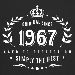 original since 1967 simply the best 50th birthday - Trucker Cap