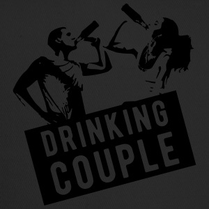 Drinking Couple, Drinking Team / Paarshirt / Party - Trucker Cap