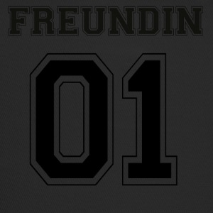 Freundin - Black Edition - Trucker Cap