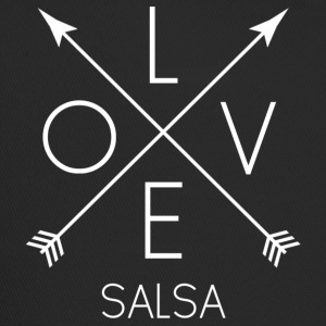 LOVE Salsa - white - Trucker Cap