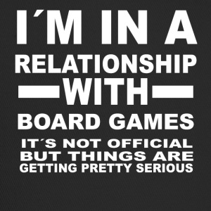 relationship with BOARD GAMES - Trucker Cap