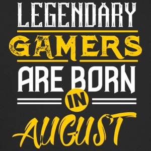 Legendary Gamers are born in August - Trucker Cap