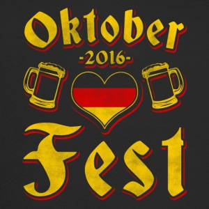 Oktoberfest 2016 clothing - Trucker Cap