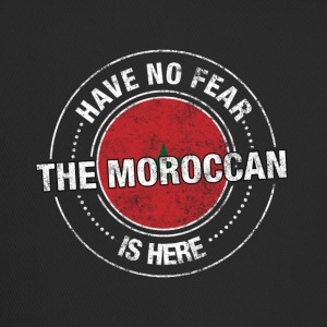 Avez-No Fear The Moroccan Is Here Shirt - Trucker Cap