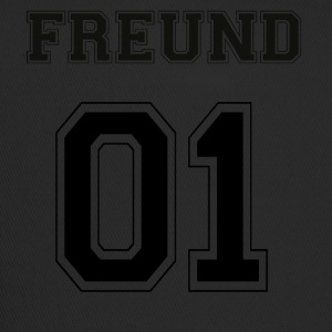 Freund - Black Edition - Trucker Cap