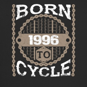 Born to cycle moutainbike bicycle 1996 - Trucker Cap