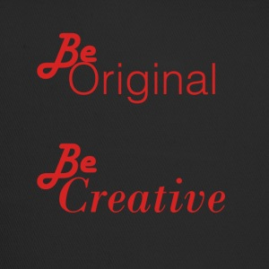 Be orignial, Be Creative Models - Trucker Cap