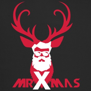 MrXmas_Shirt_red - Trucker Cap