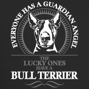 GUARDIAN ANGEL BULL TERRIER - Trucker Cap