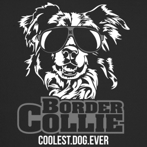Border collie coolaste hund - Trucker Cap
