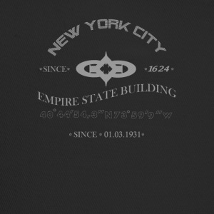 "New York City, ""Empire State Building"" - Trucker Cap"