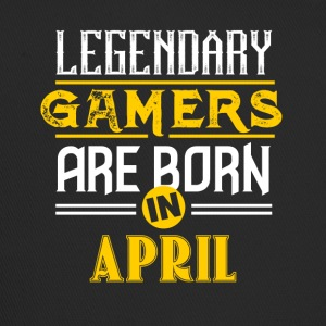 Legendary Gamers are born in April - Trucker Cap
