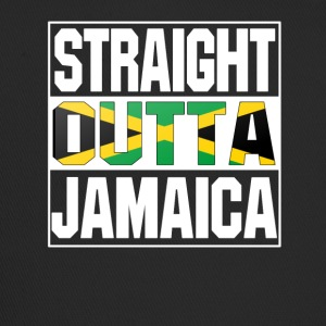 straight outta jamaica - Trucker Cap
