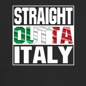 straight outta italy - Trucker Cap