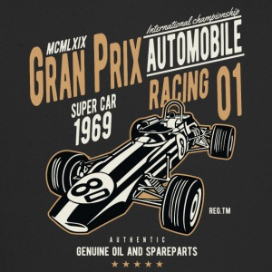 Gran Prix Super Car Racing 1969 authors - Trucker Cap